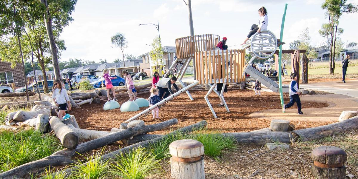 Picture of Melaleuca Village playspace